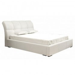 Upholstered bed FIZO