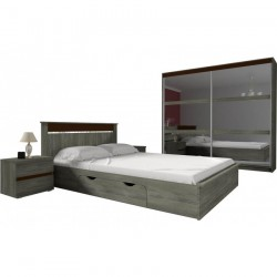 Bedroom furniture set Catty I