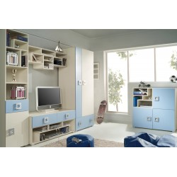 Youth Furniture Set Gizel C