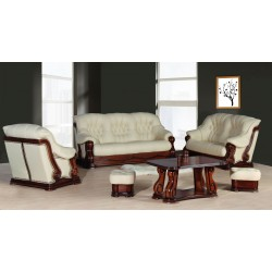 Ructic Sofa Set Fedora