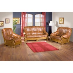 Rustic Sofa Set Fento