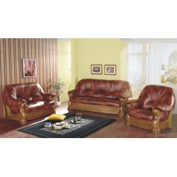 Rustic Sofa Set Fuzja