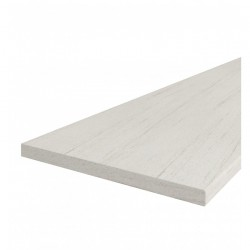 Countertop IPANEMA WHITE 38 mm