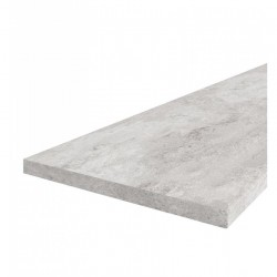 Countertop Calcite grey 1 m.
