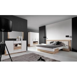 GARDA Bedroom Furniture Set A