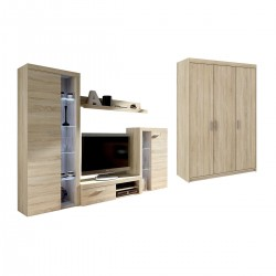 Olimp Wall Unit and...